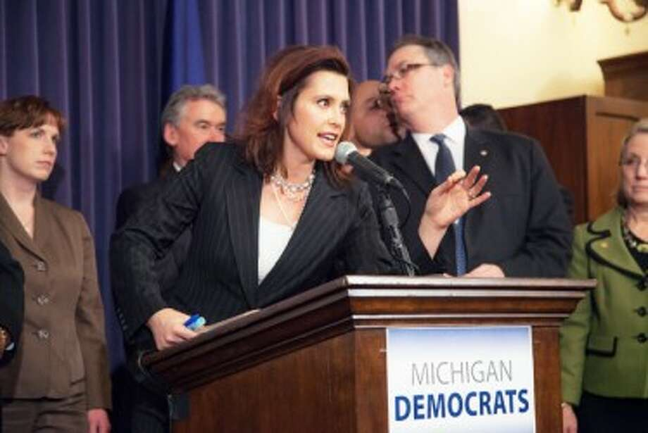 DROPOUT: Gretchen Whitmer was the Democrats top choice for the upcoming race for governor. She has since dropped out for personal reason. (Courtesy photo)
