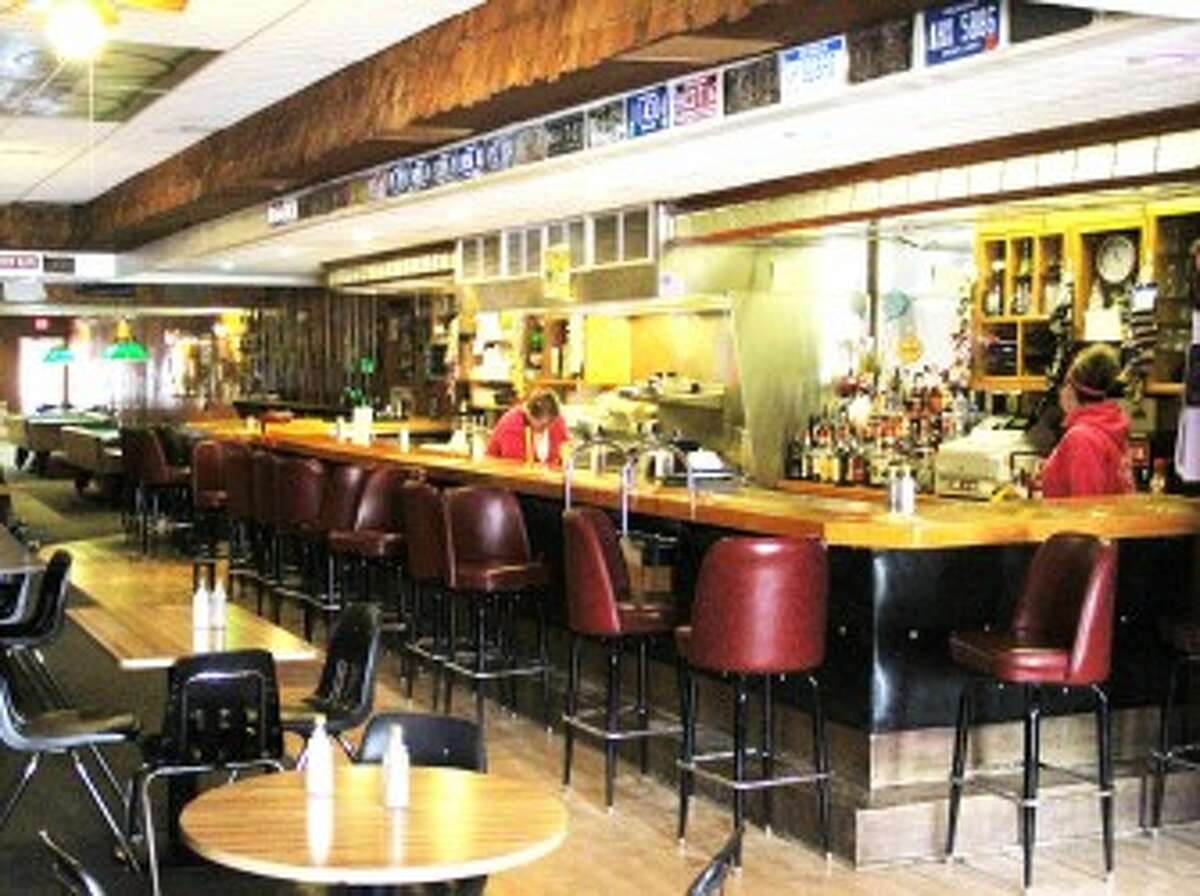 OPEN SPACE: The Buckboard Bar recently renovated their facility to open the space up more for customers.