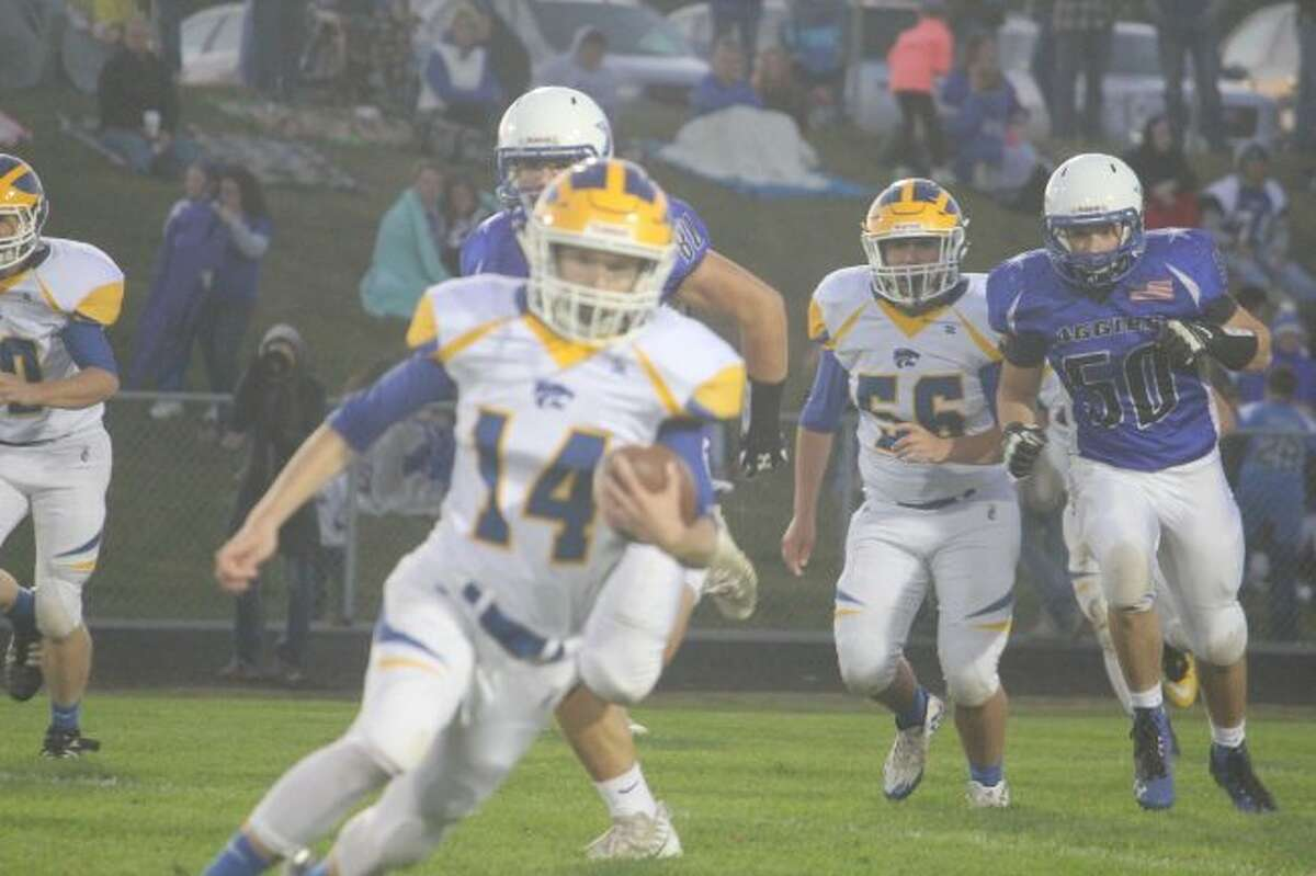 Evart's football program will gain two new league opponents for 2019.