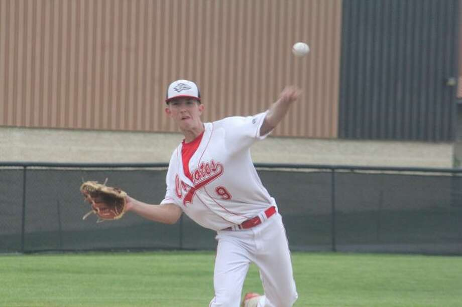 Cody Kailing has also been a pitcher for Reed City.