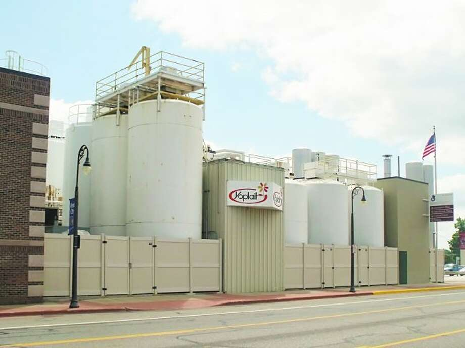 General Mills' Yoplait processing plant in Reed City is seen in this file photo. Officials confirmed this week more than 50 employees are expected to be laid off later this year. (Herald Review file photo)