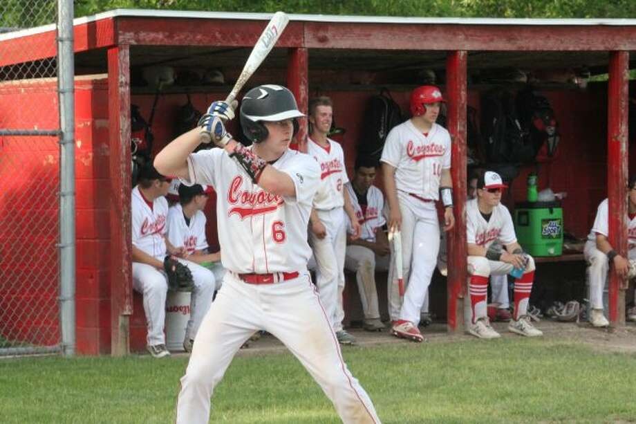 Payton Hanson is coming off a strong season for Reed City.