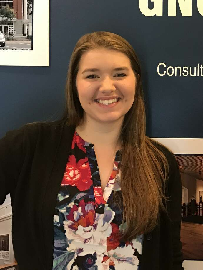 GNCB Consulting Engineers, P.C. (GNCB) welcomes Eleanor Phetteplace of Roger Williams University (RWU) as its new Design Engineer. Photo: Contributed Photo