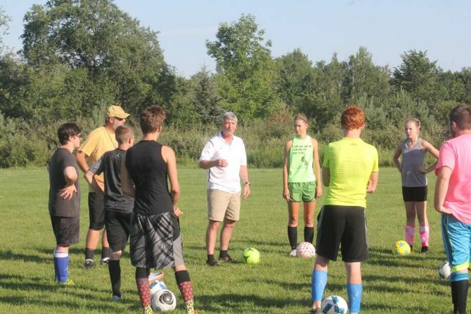 Reed City was 0-2 at its first soccer tournament.