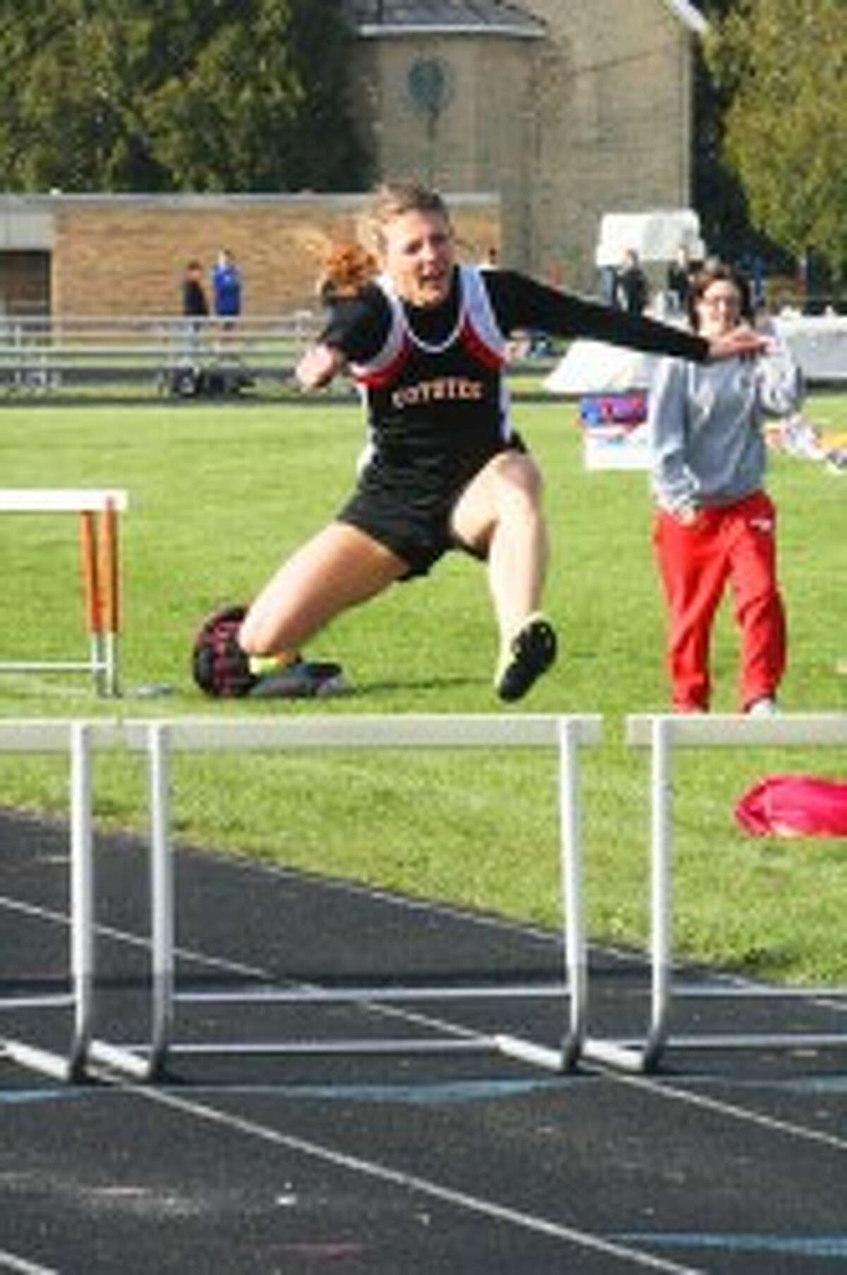 FINALIST: Sami Michell was a four-event state champion last spring. (File photo)