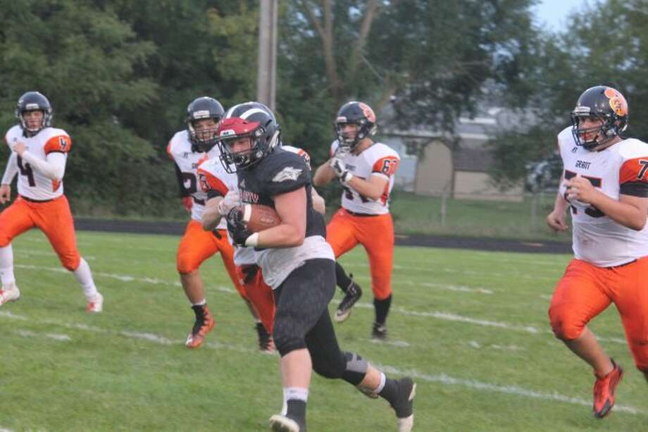 Reed City has won its eighth straight league title.