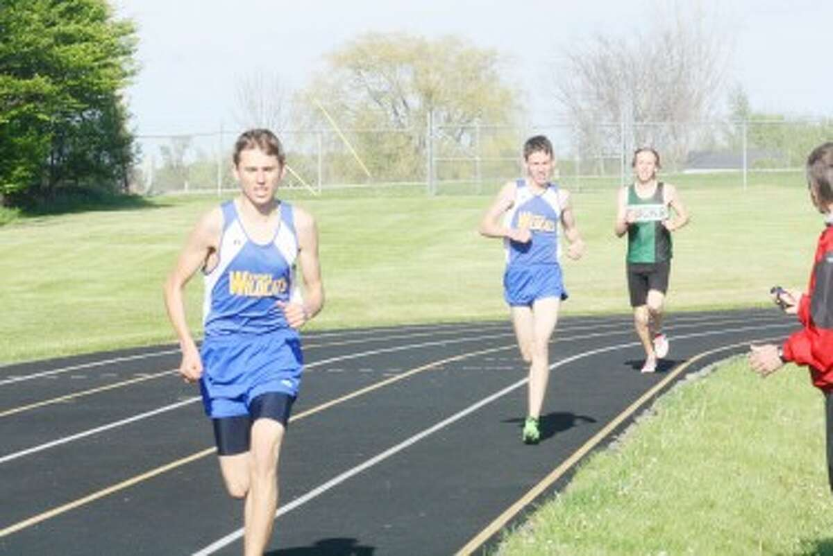 State champ: Max Hodges won the 800 meters at the Division 3 state finals. (File photo)