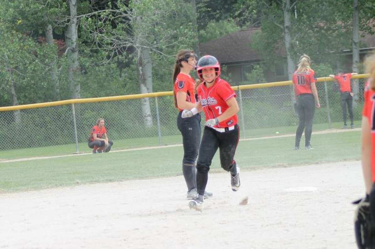 LEAGUE PLAYER: Jordyn Storch has been among Reed City's top players.