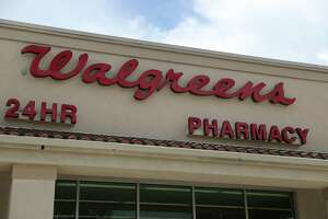Two people were arrested Sunday at the Walgreens on West Avenue in Norwalk.