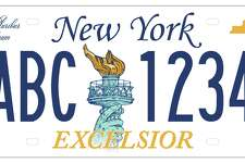 Potential designs for the next state license plate