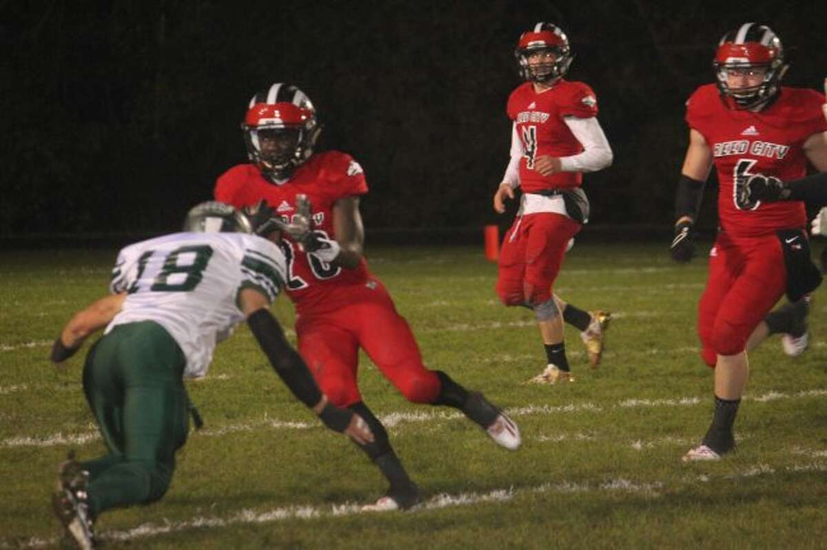 Phillip Jones hopes to have a productive season for Reed CIty.