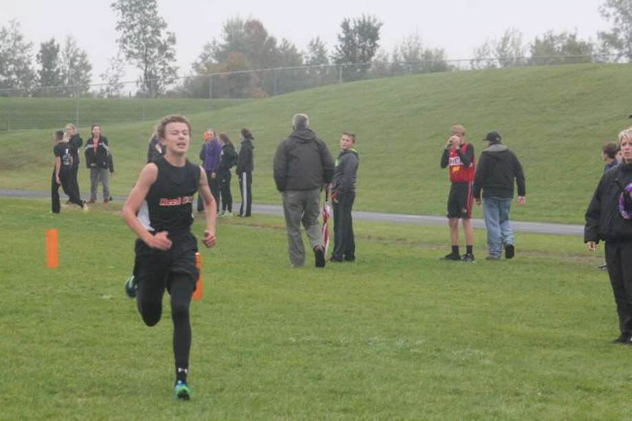 Brandon Wirth is set for a big Reed City cross country season.