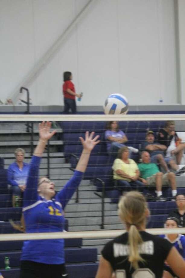 Evart's volleyball team has started its season.