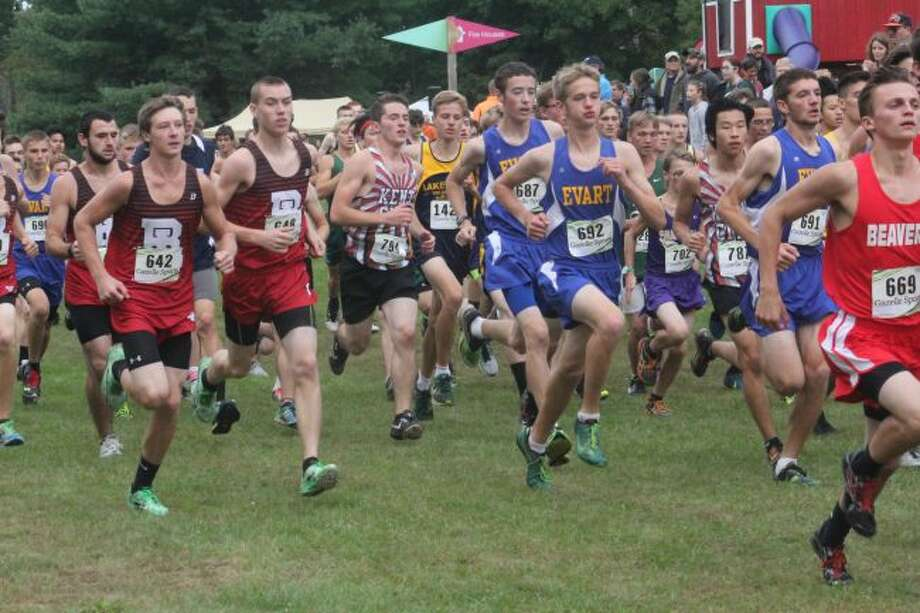 Evart's cross country team eyes another strong season.