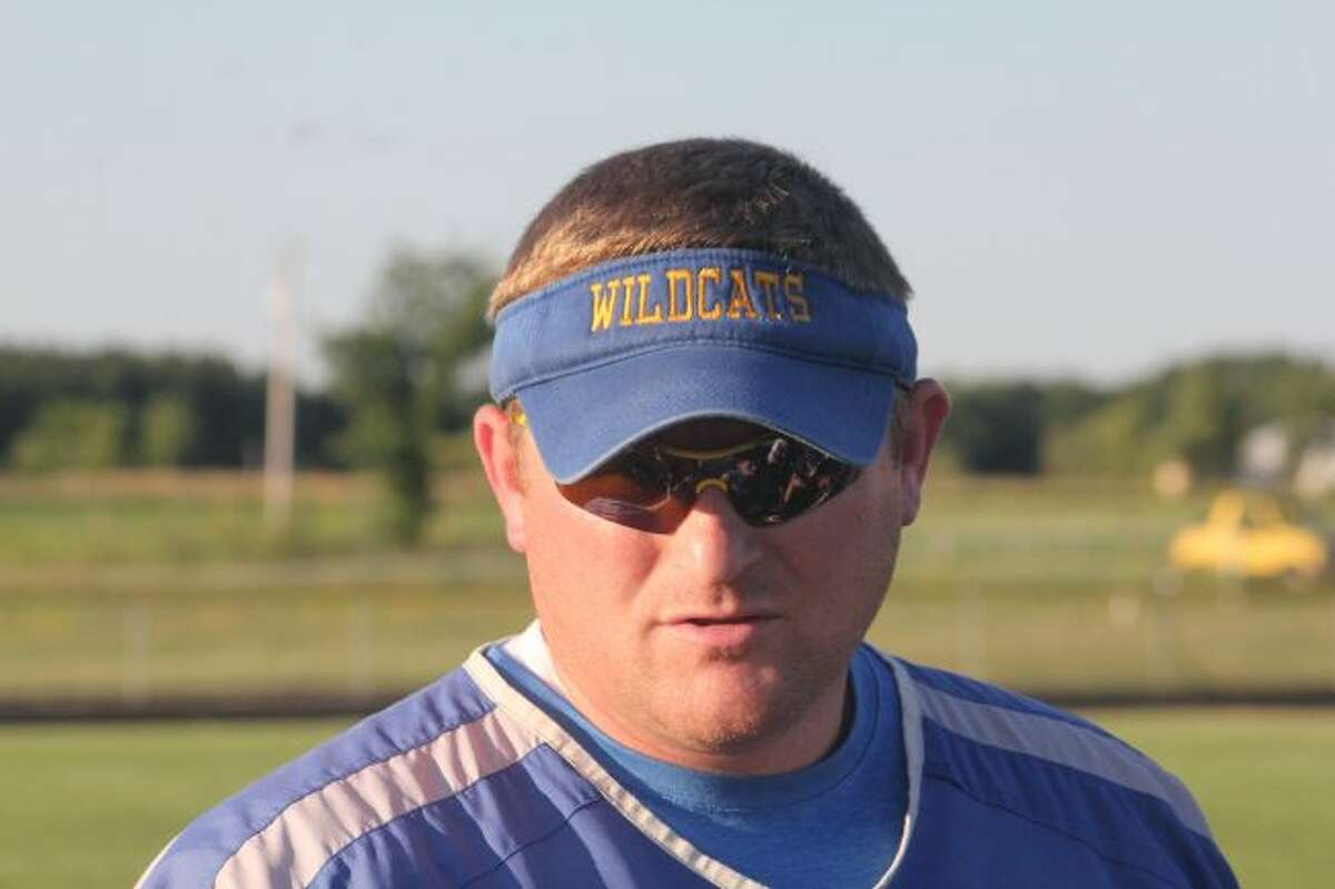 Pat Craven's football team lost to Harrison on Thursday.