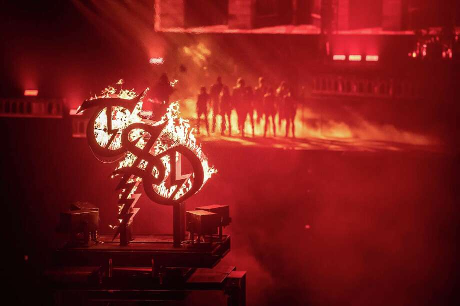 "Trans-Siberian Orchestra will be touring with a new staging of its first album and tour, ""Christmas Eve and Other Stories."" Photo: Bob Carey"