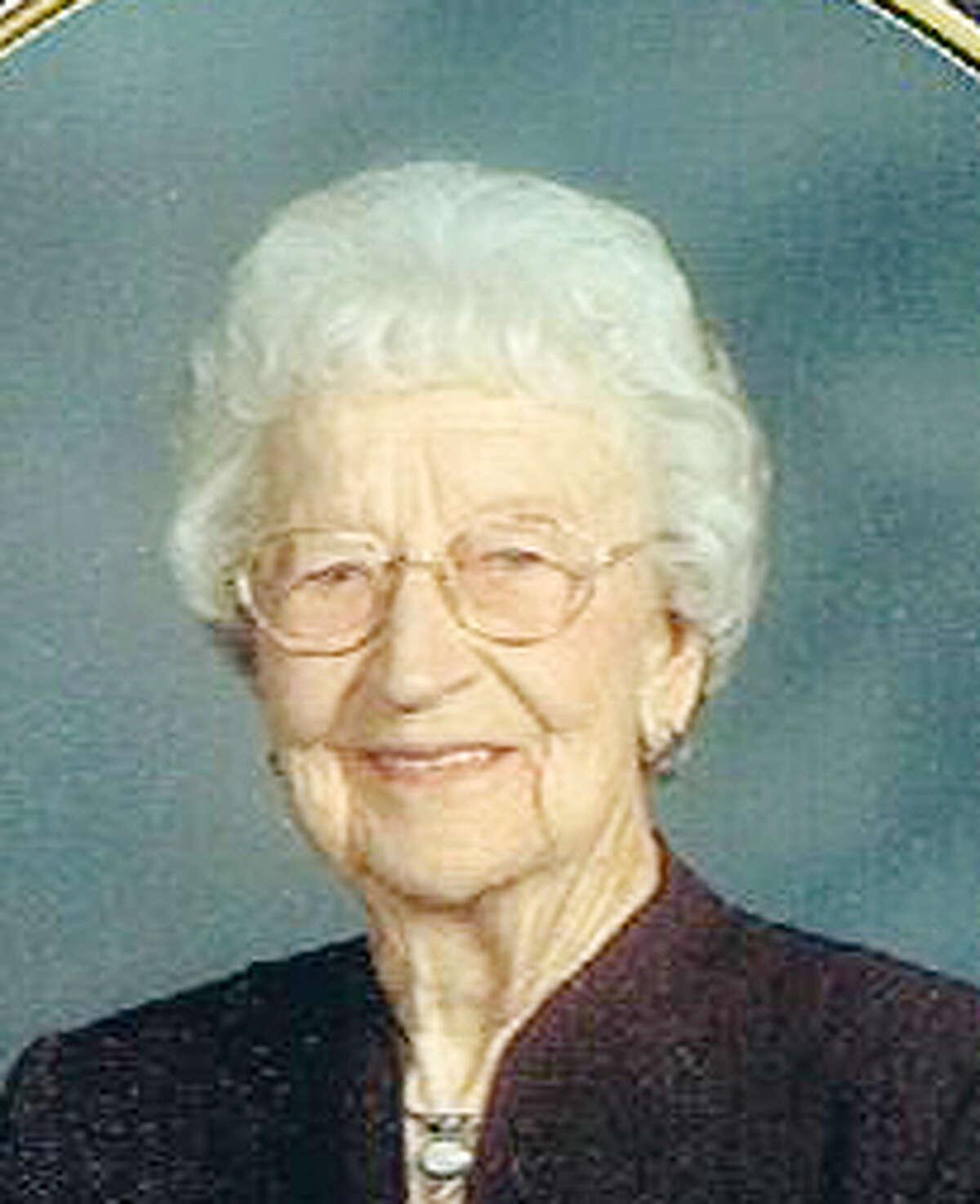 Nellie Maude Bowman Johnson