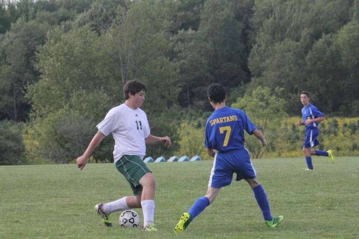 Pine River's soccer team is getting ready for postseason action.