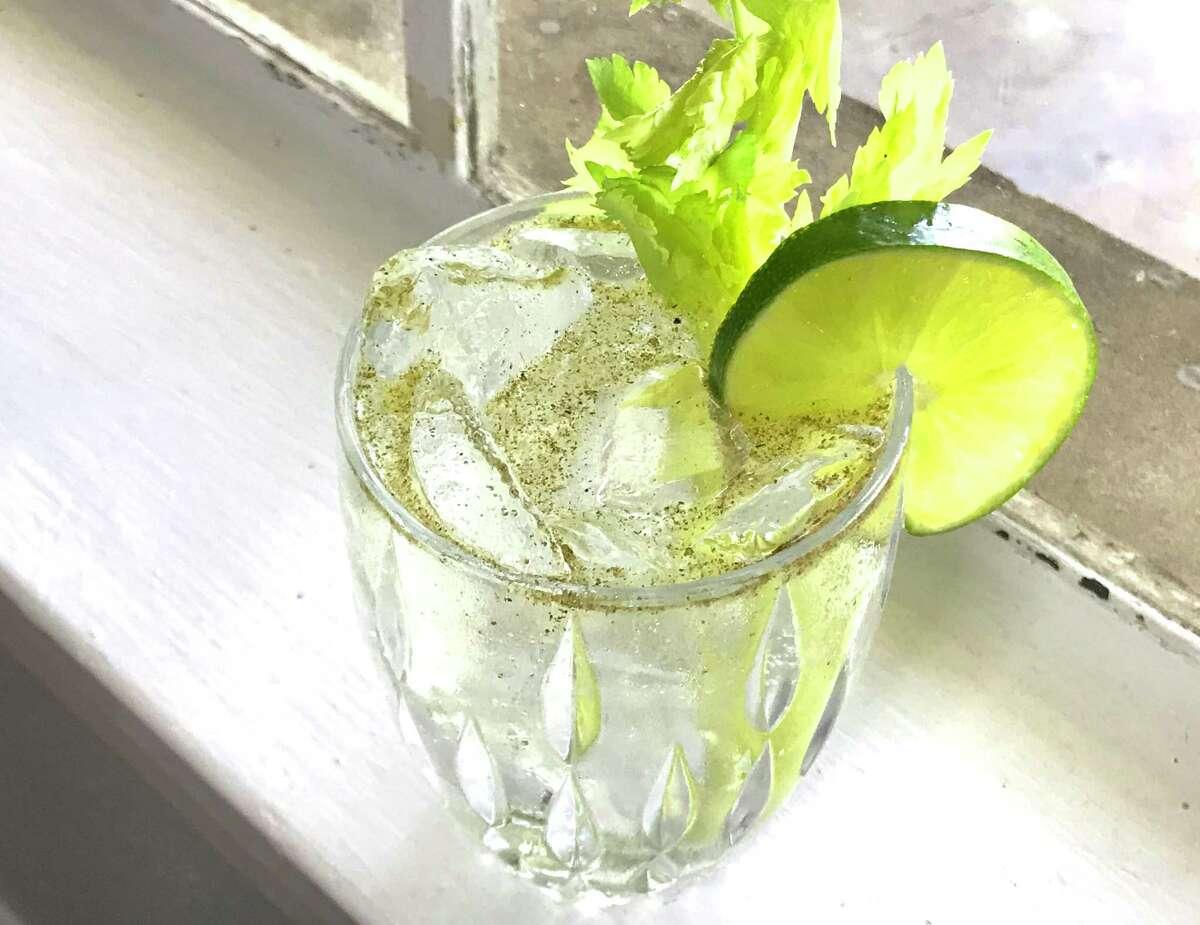 Celery Gin & Tonic