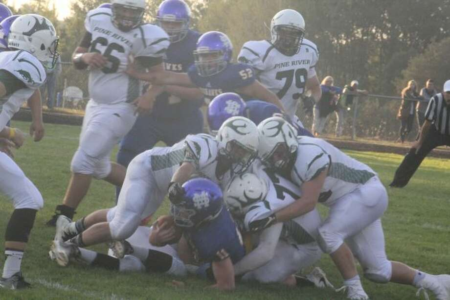 Pine River's defense will seek to stop Reed City