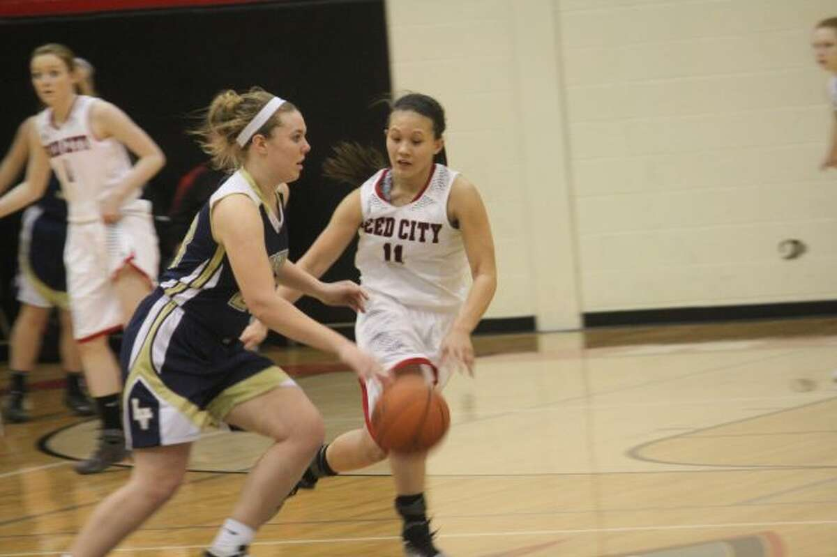 Alyssa Olds will be a key player for Reed City.