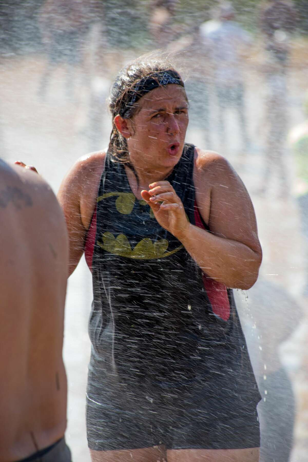 The Epilepsy Foundation of Connecticut's annual mud volleyball tournament was held August 17, 2019 in Middletown. This year, more than 150 teams of volleyball players got down and dirty to play in the 33rd