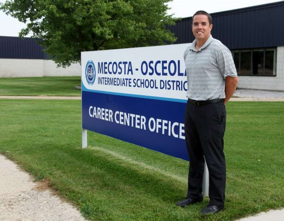 Steve Locke was named the new superintendent of the Mecosta-Osceola Intermediate School District on Wednesday, Dec. 13. (Herald Review file photo)