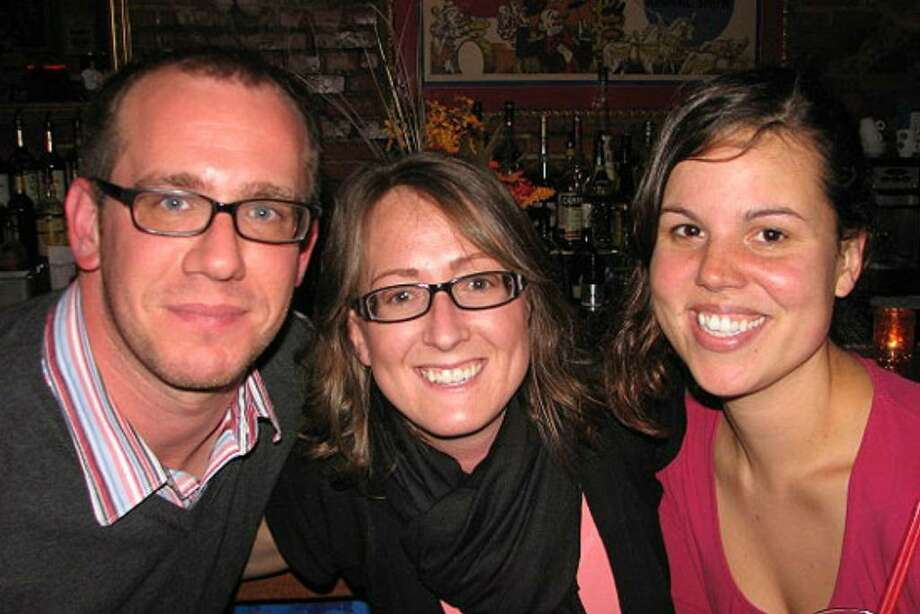 Were you seen at 2008 Nov. 4 Election Night at Circus Cafe? Photo: Kristi Gustafson