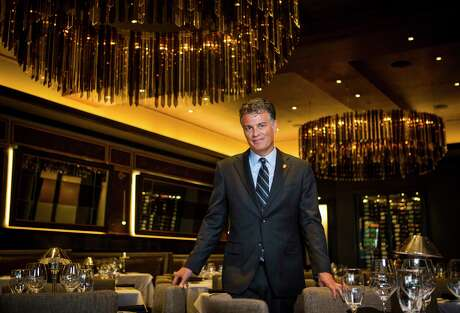 Master Sommelier Keith Goldston at Mastro's Steakhouse