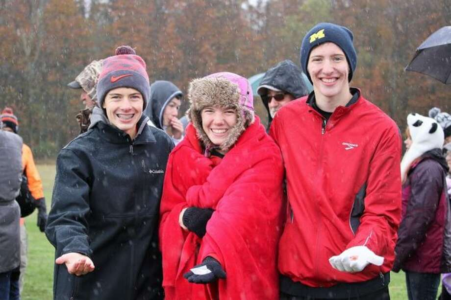 Three Reed City runners are going to the state meet