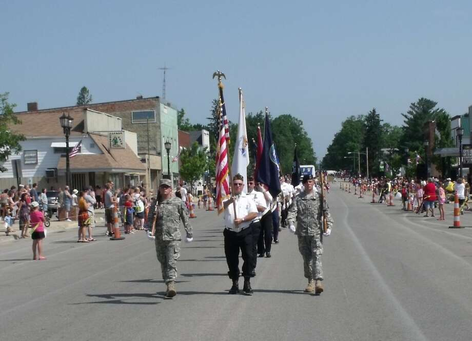 Parade: Last year's Fourth of July parade was a success, with many community members coming out to celebrate. (File photo)