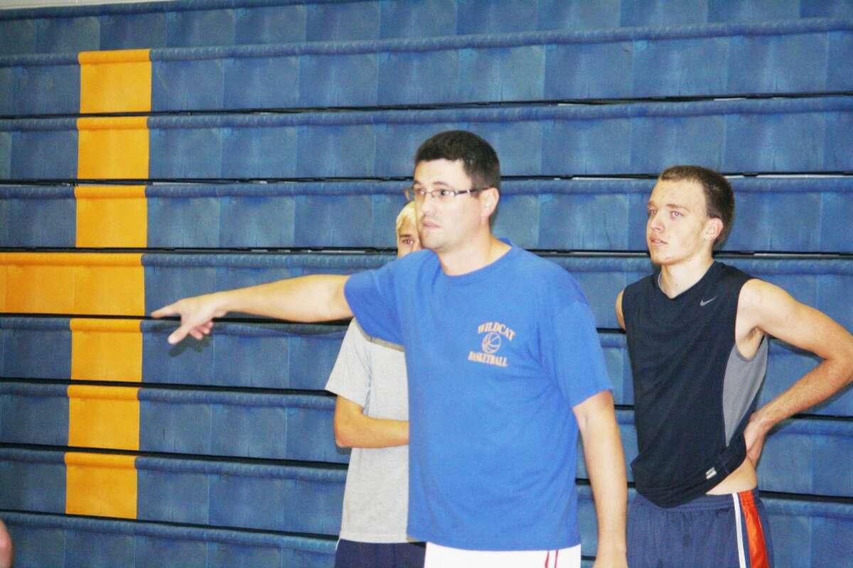 SUMMER SEASON: Kris Morgan, Evart boys basketball coach, has had a productive summer season. (File photo)
