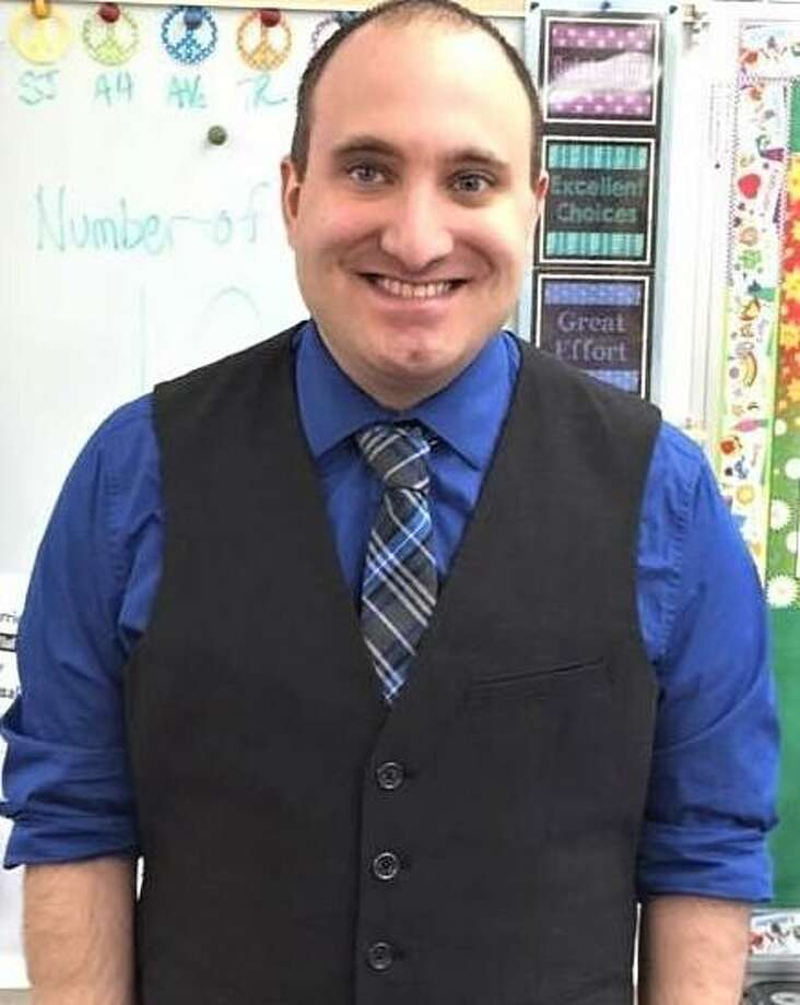 Matthew Calvanese Photo: Danbury Public Schools