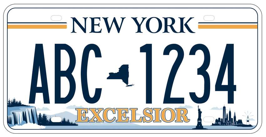 Potential designs for the next state license plate.