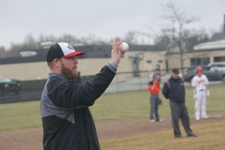 Reed City coach Marty Shaffer is ready to start another baseball season.