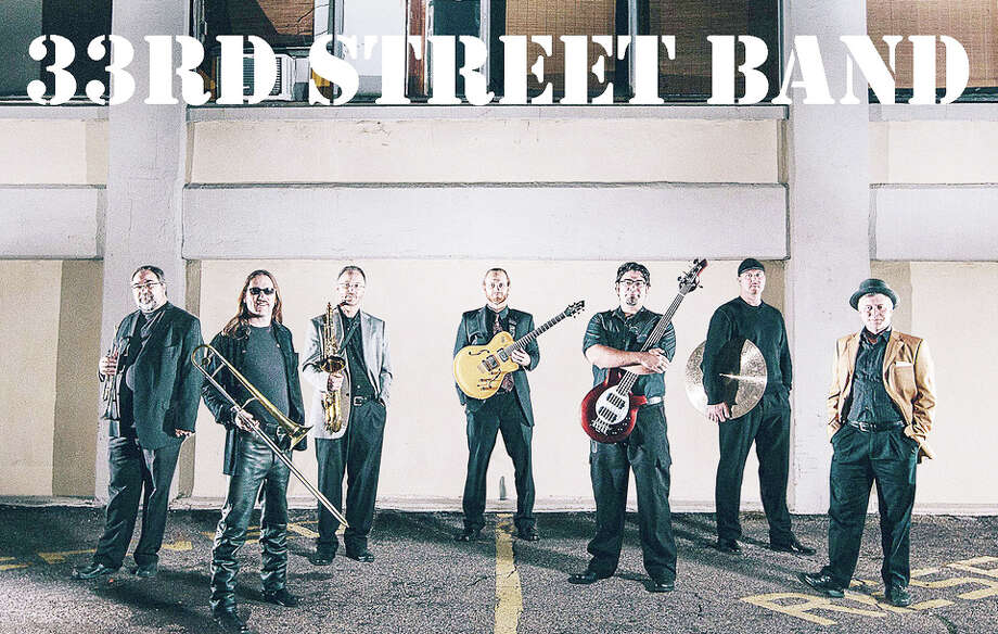 MUSICALE FEATURE: 33rd Street Band offers a variety of family friendly music, from motown to classic rock. (Courtesy photo)