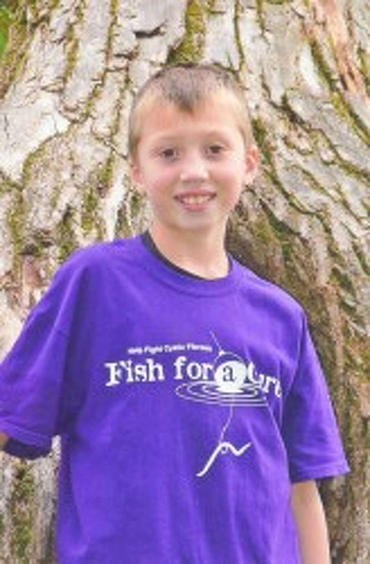 Benefit: Todd Johns knows how much this benefit fishing tournament means to people, as his son, Andrew Johns, has Cystic Fibrosis. (Courtesy photo)