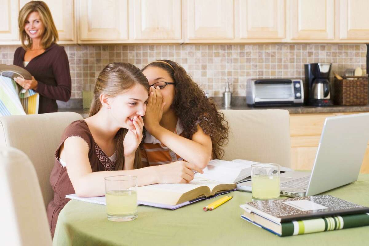Education: It is important as a parent to be involved with in your child's education, not only to reinforce the value of learning but to help build your relationship as a family. (Courtesy photo)