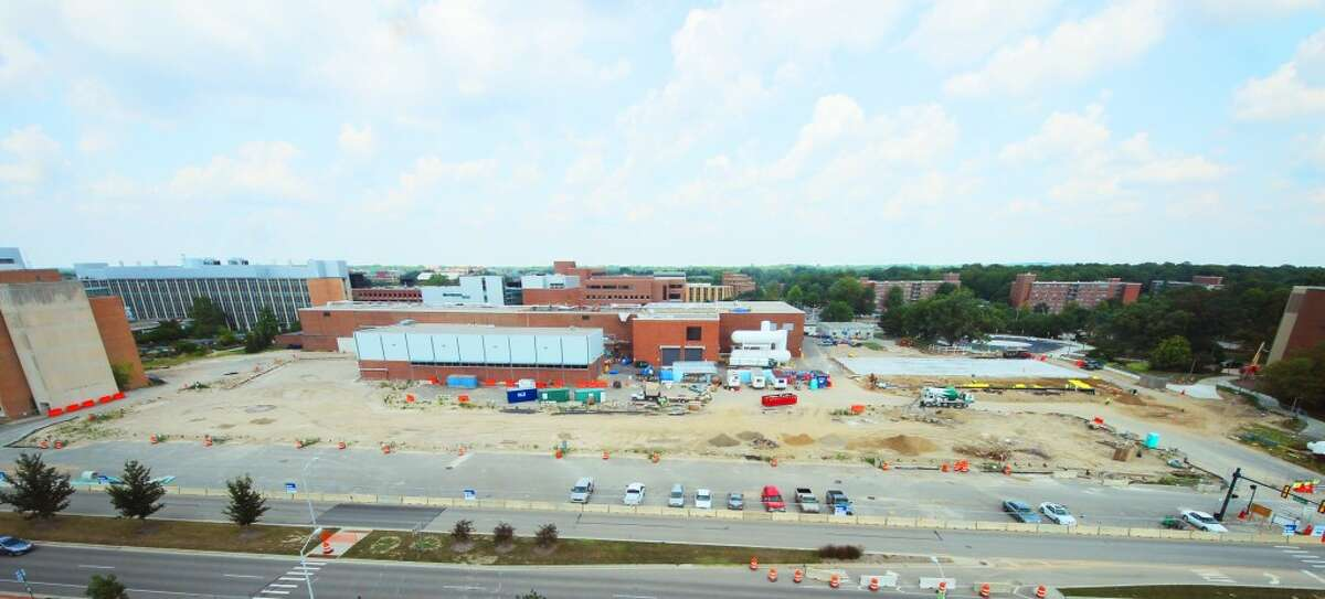 MSU has already begun planning for the potential new Facility for Rare Isotope Beams, and their website promises to show updates as the site is prepared and constructed.