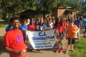 The CJ Foundation Autuam Walk and Back 2 School Fun Day was held on Aug. 11 at Samuel Wiley Park in Cleveland.