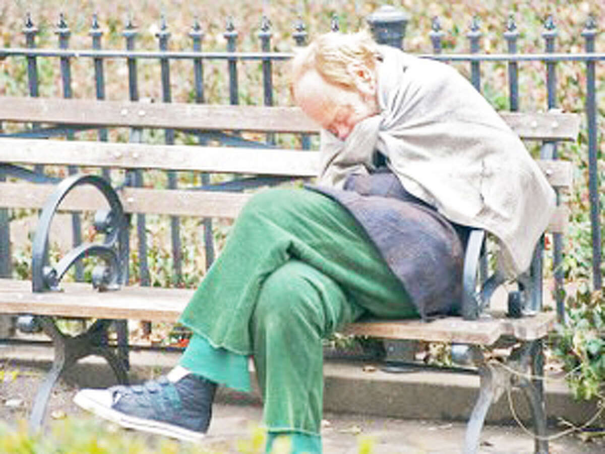 Homeless: Over the last few decades government and local programs have succeded in dramatically decreasing the amount of homeless people in cities across the country. (Courtesy photo)