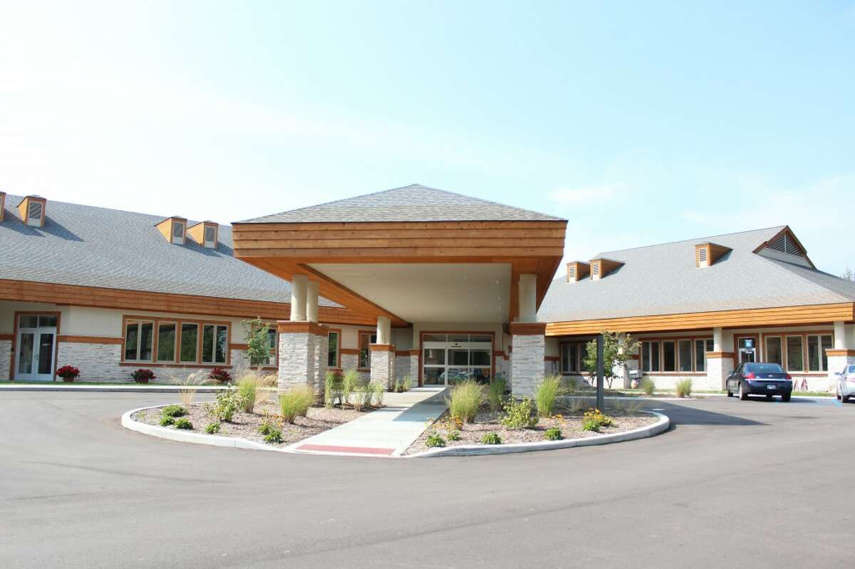 The ribbon cutting and grand opening ceremony for the Susan P. Wheatlake Regional Cancer Center will take place at 2 p.m. on Sept. 19 at the site. (Herald Review photo/Karin Armbruster)