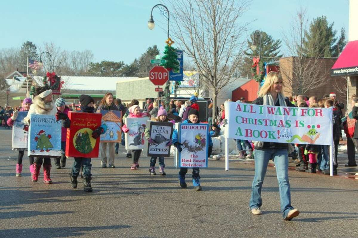 COMMUNITY FUN: The Evergreen Festival parade is one of the highlights of the weekend. This year's parade will begin at 1 p.m. and travel through downtown. To register for the parade, visit reedcity.org for an entry form.