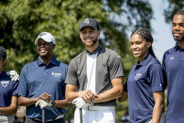 Warriors' Stephen Curry funds new golf programs at Howard University
