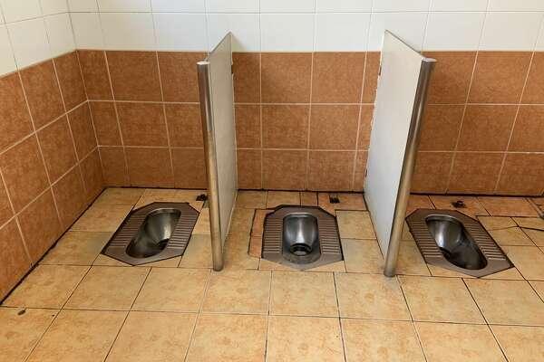public restrooms, Beijing
