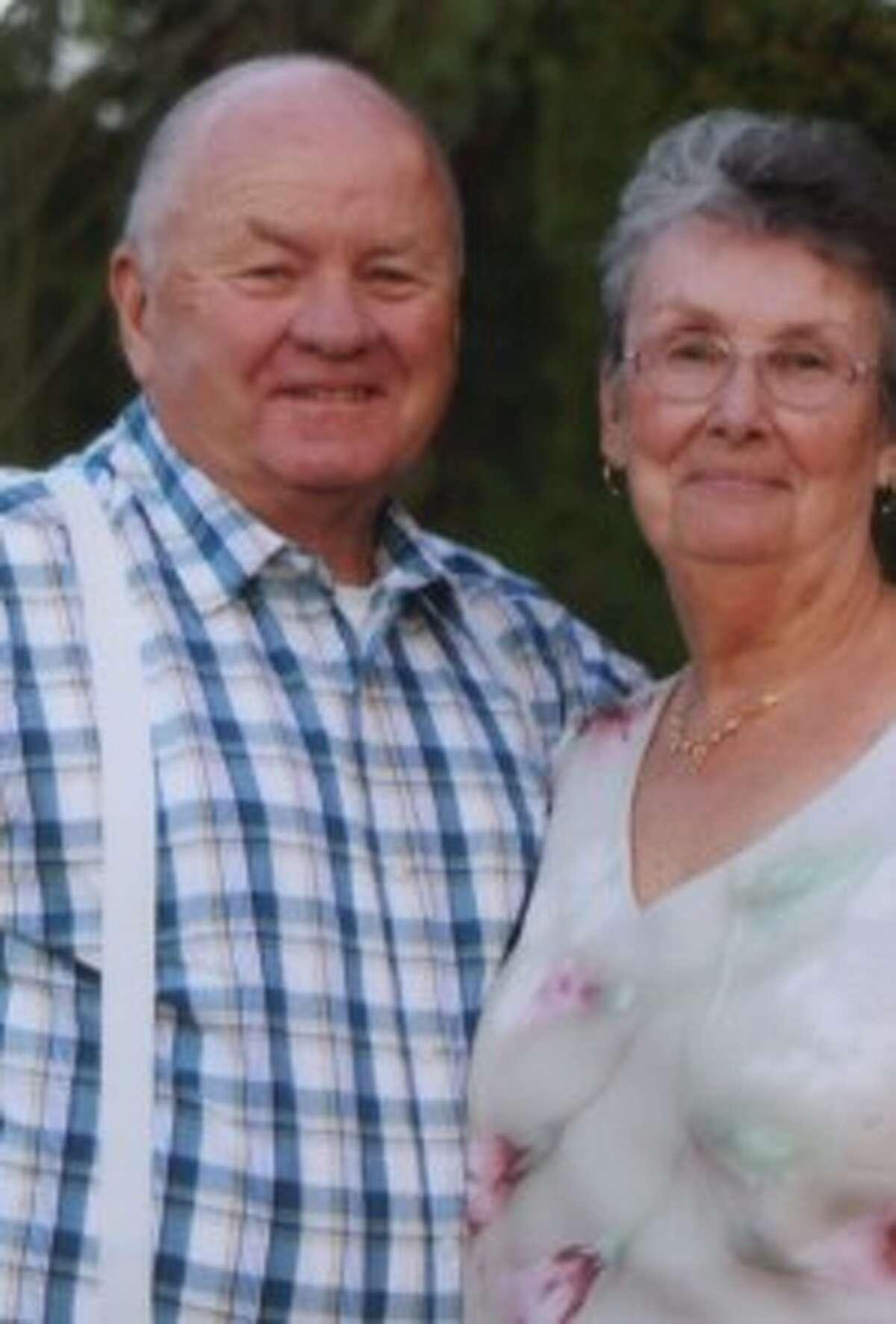 Ken and Joyce Brocker