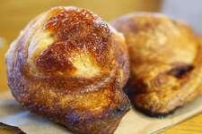 The sticky bun atDowntown Bakery & Creamery in Healdsburg.