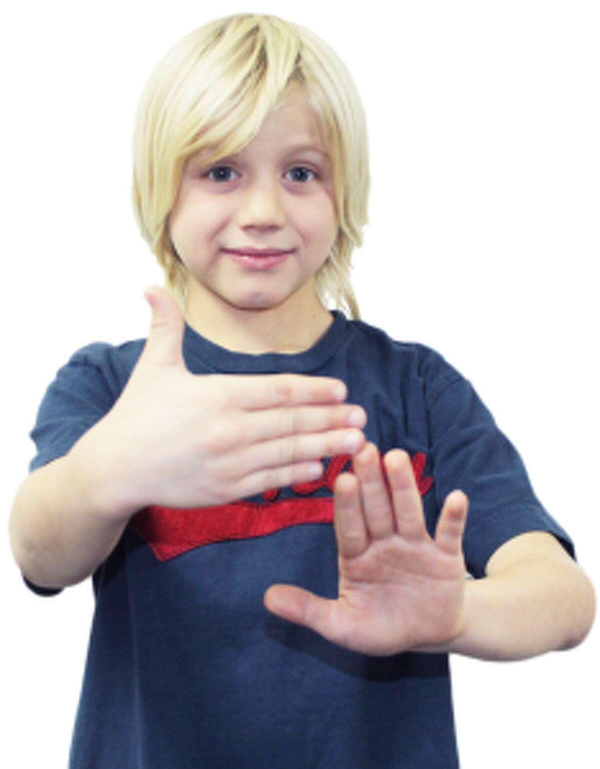 Austin Owen is a third grader at Riverview Elementary School.