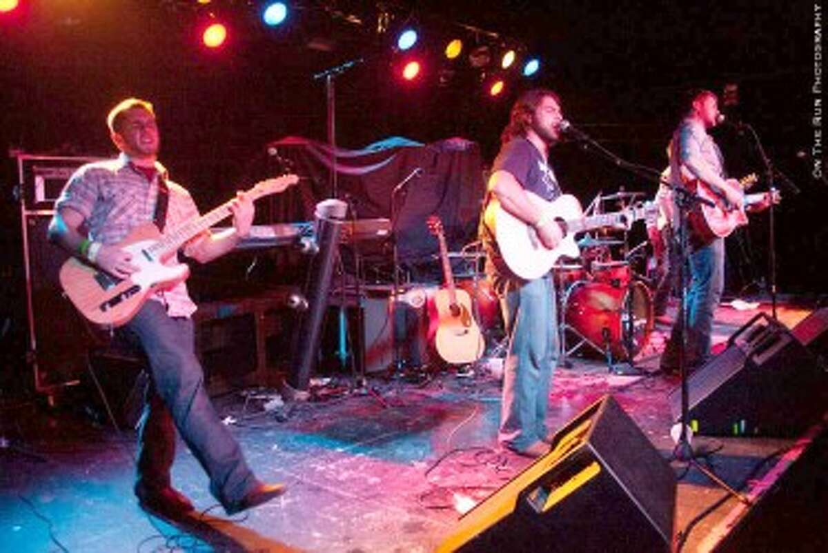 FESTIVAL: Gunnar and the Grizzly Boys will perform at 9 p.m. on Aug. 11 at River Junction Bar and Restaurant.