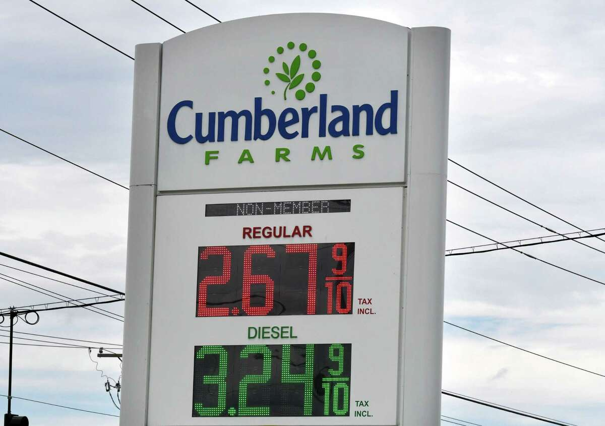 Cumberland Farms store on Monday, Aug. 19, 2019, on Troy Schenectady Road in Colonie, N.Y. (Will Waldron/Times Union)